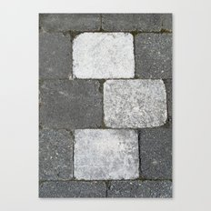 Substitution  Canvas Print