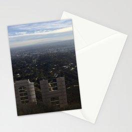 Hollywood Skyline Stationery Cards