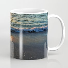 Yes, the Ocean Knows Coffee Mug