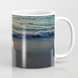 Yes, the Ocean Knows Coffee Mug
