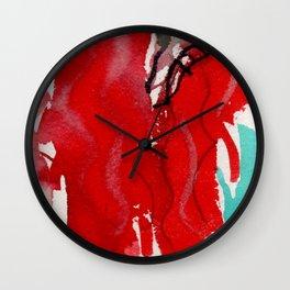 dream on movement 1 Wall Clock