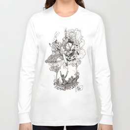 Dreaming Alice Long Sleeve T-shirt