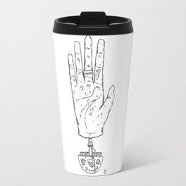 Climber's Hand Pt.1 Travel Mug