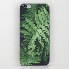 Fern Bush Nature Photography | Botanical | Plants iPhone Skin