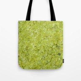 Uranium glass Tote Bag