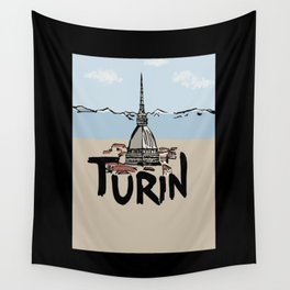 Turin Wall Tapestry