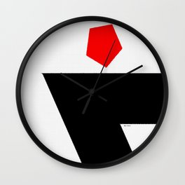 Shiatsu Wall Clock