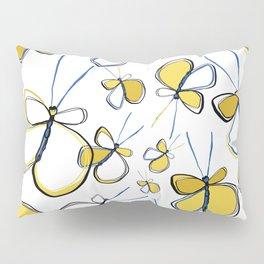 Happy Butterflies Pillow Sham