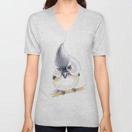 Cute Birdie Unisex V-Neck