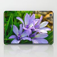 spiritual iPad Cases featuring Spiritual Bells by CrismanArt