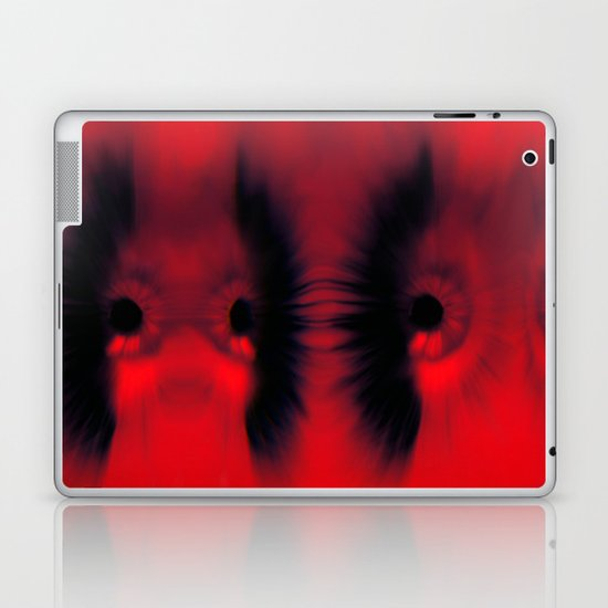 EYE AM All Seeing Laptop & iPad Skin