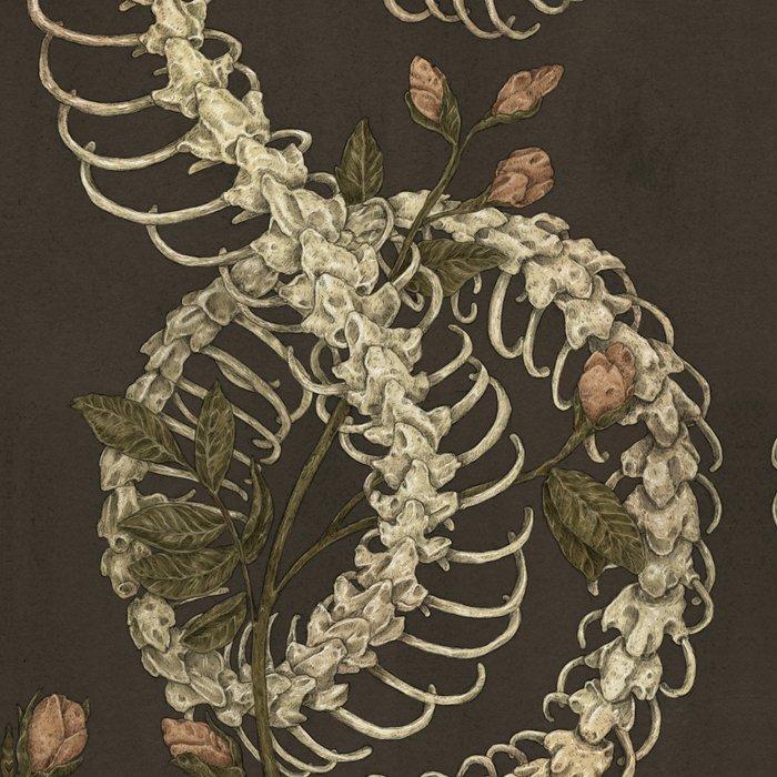 Snake Skeleton Leggings