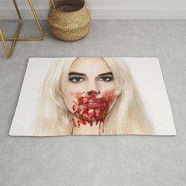 BLOODY GEENA Rug