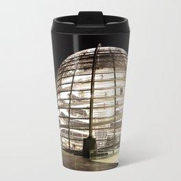 F O S T E R | architect | Reichstag, New German Parliament Travel Mug