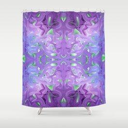 SPLAT Shower Curtain