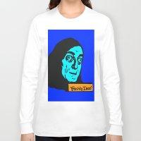 "gore Long Sleeve T-shirts featuring No, it's pronounced ""Eye-gore"" 2 by Rachcox"