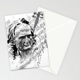 Niccolò Paganini Stationery Cards