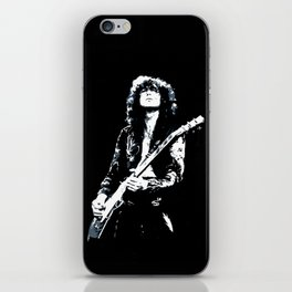 Jimmy Page iPhone Skin
