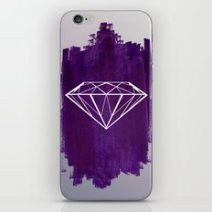 Paint | Diamond iPhone & iPod Skin