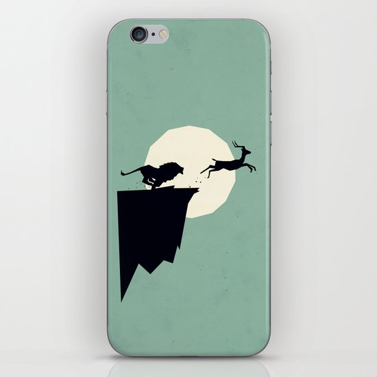 I is for Impala iPhone & iPod Skin