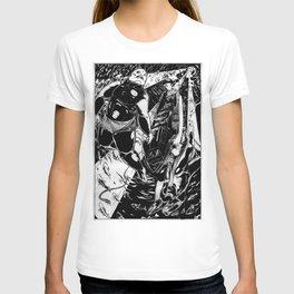 Fishmonsters in Love T-shirt