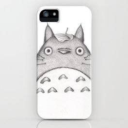 My Neighbor iPhone Case