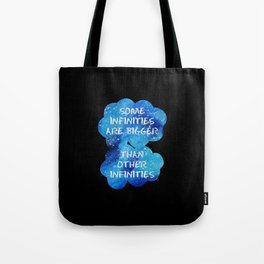 Infinities Tote Bag