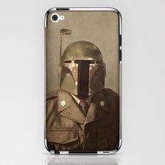 General Fettson iPhone & iPod Skin