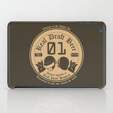 Draft Punk iPad Case
