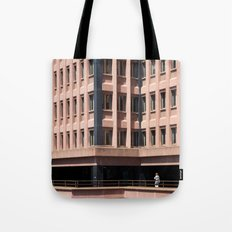 Urban loneliness Tote Bag