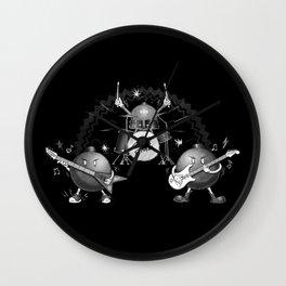 SEX BOB-OMB - B&W Wall Clock