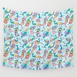 Magical Mermaids Wall Tapestry