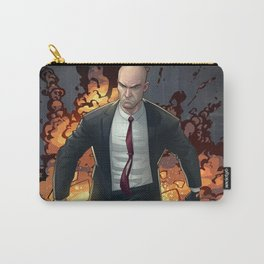 Hitman Poster Carry-All Pouch