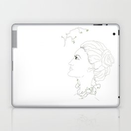 Spring in the soul Laptop & iPad Skin