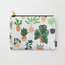 Houseplants 1 Carry-All Pouch