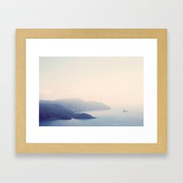 Corfu Framed Art Print