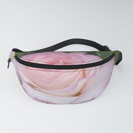Pink Blush Rose Fanny Pack