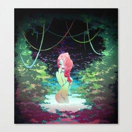 Poison Garden Canvas Print