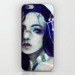 The Mistress iPhone Skin