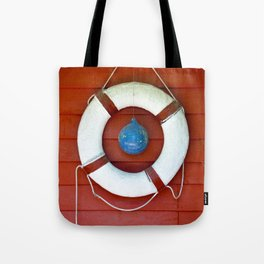 Life Buoy Tote Bag
