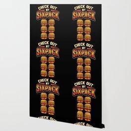 Burger Fast Food Hamburger Cheeseburger Gift Wallpaper