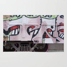 Boxcar Grafitti Rug