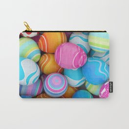 Easter Eggs Carry-All Pouch