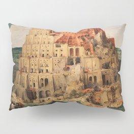The Tower of Babel by Pieter Bruegel the Elder Pillow Sham