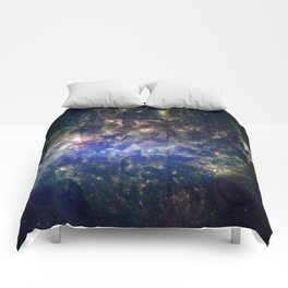 Large Magellanic Cloud, infrared 2 Comforters