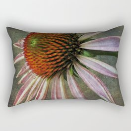 celestial coneflower Rectangular Pillow