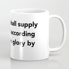SCRIPT2PIC Coffee Mug