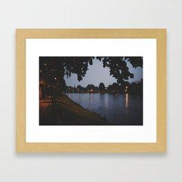 Inverness, iii Framed Art Print