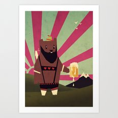 I could go for a Twinkie! Art Print