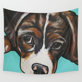 Pita the Puppy Wall Tapestry